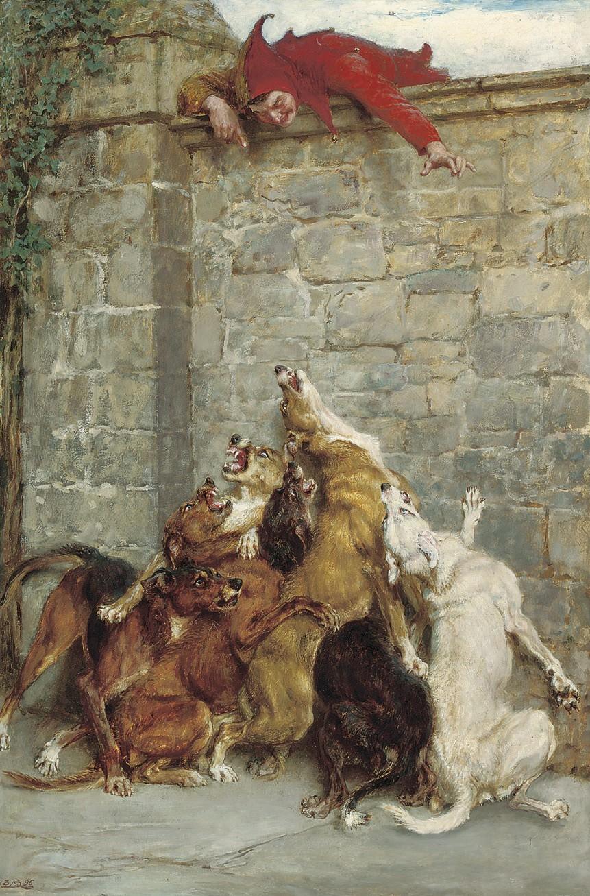Aggravation, 1896