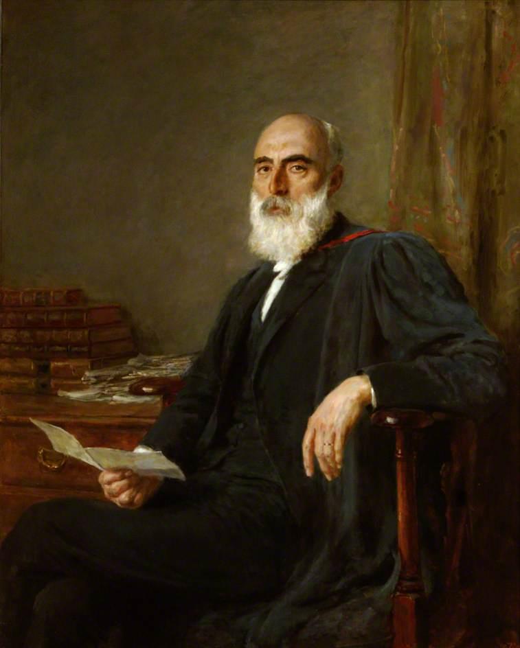 Lancelot Ridley Phelps, Hon. DCL, Provost, 1916