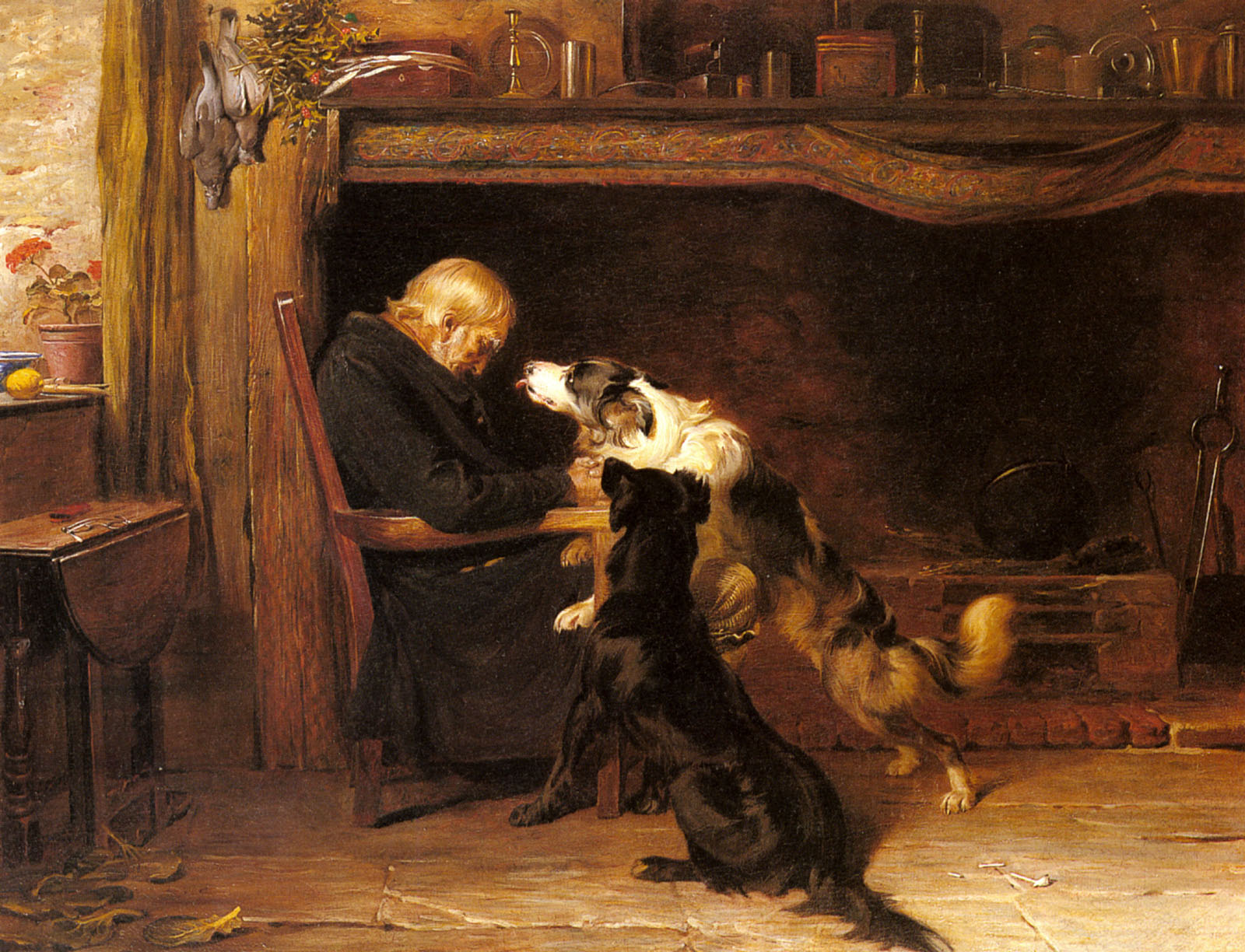 The Long Sleep, 1868