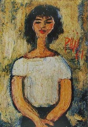 Portrait - Bui Xuan Phai