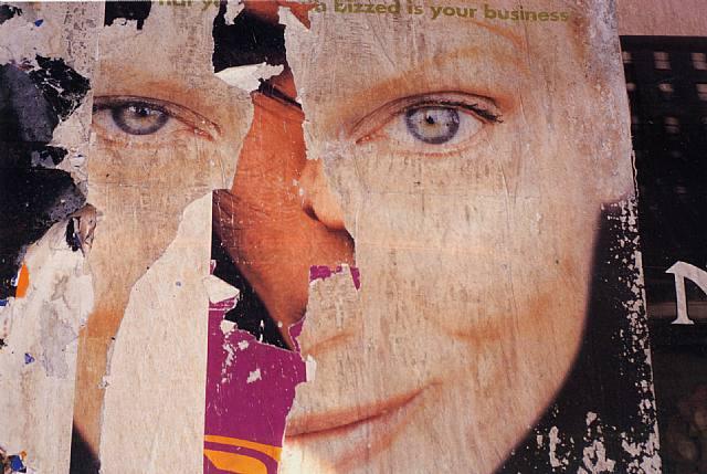 New York: Face, 2000 - Burhan Dogancay