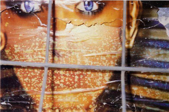 Spain: Face #21, 1998 - Burhan Dogancay