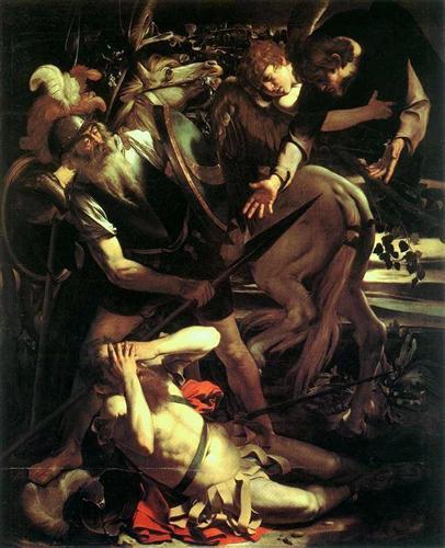 Conversion of Saint Paul - Caravaggio