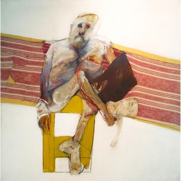 L.E.S., 1967 - Carlos Alonso