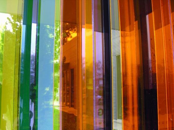 Transchromie, 2007 - Carlos Cruz-Diez