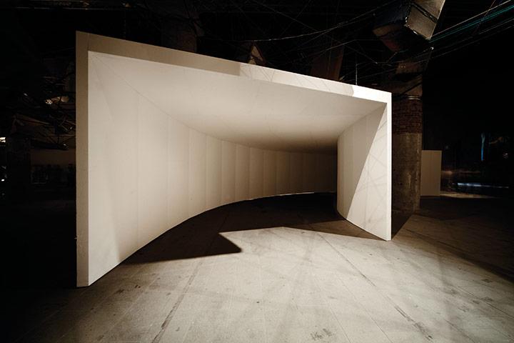 Swinging Curve, 2009 - Carsten Holler