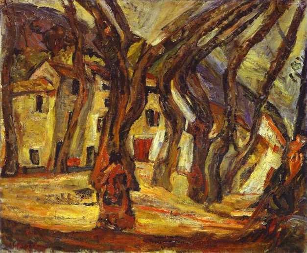Chaim Soutine - Page 2 Landscape-2