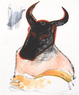 Minotaur - Charles Blackman