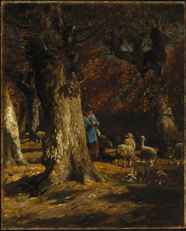 The Old Forest, 1870