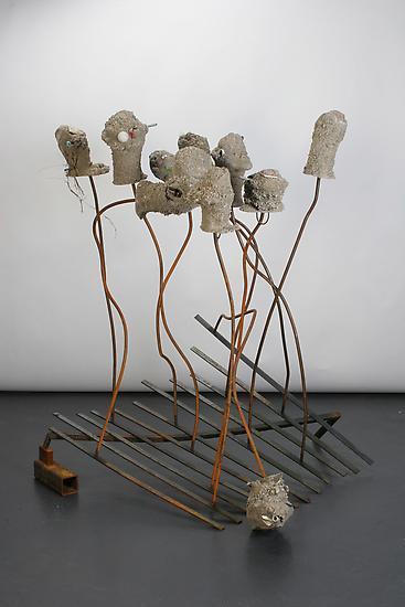 Agnes Martin Kippenberger, 2005 - Charles Long