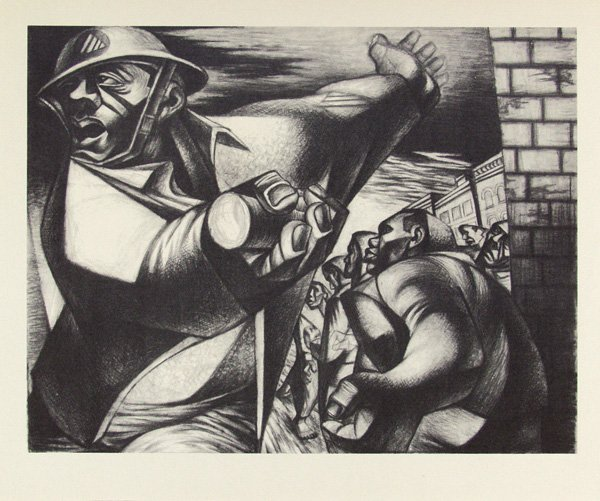 Our War, 1948 - Charles Wilbert White