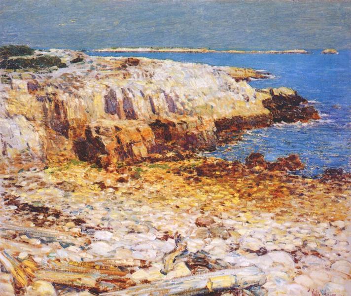 Northeast Headlands, New England Coast - Childe Hassam