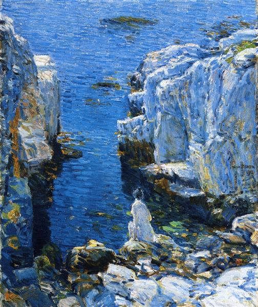 The Isles of Shoals, 1912 - Childe Hassam