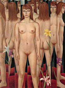 Im Irisgarten - Крістіан Шад