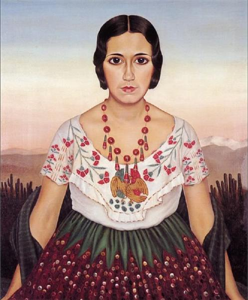 Mexican Girl, 1930 - Christian Schad