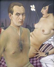 Self-Portrait - Крістіан Шад