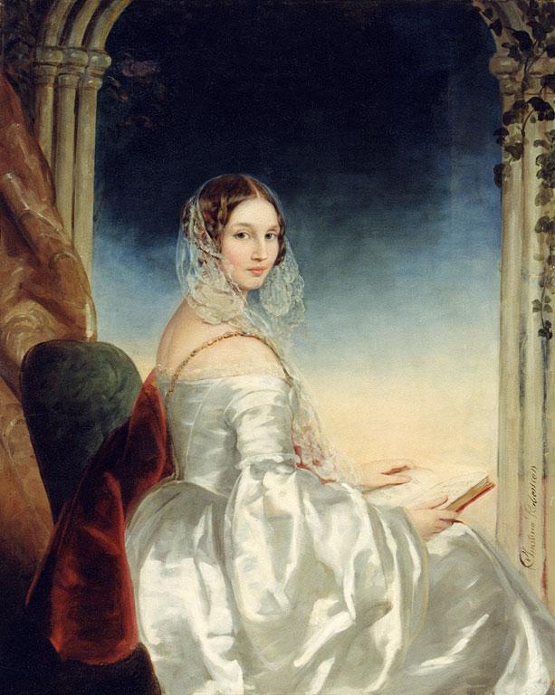 Olga Ivanovna Orlova-Davydova (Baryatinsky