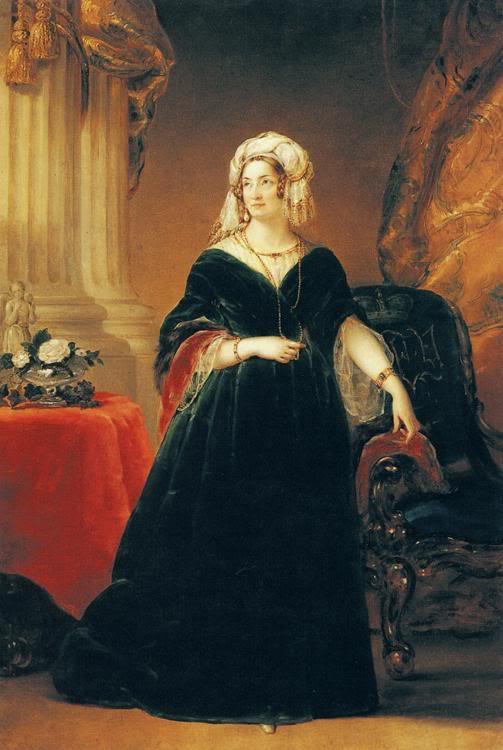 Princess Tatiana Vasilievna Yusupova, 1841