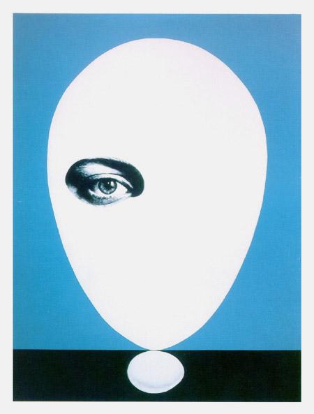 Balancing Act, 1976 - Clarence Holbrook Carter