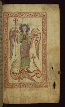 St. Michael and the dragon - Claricia