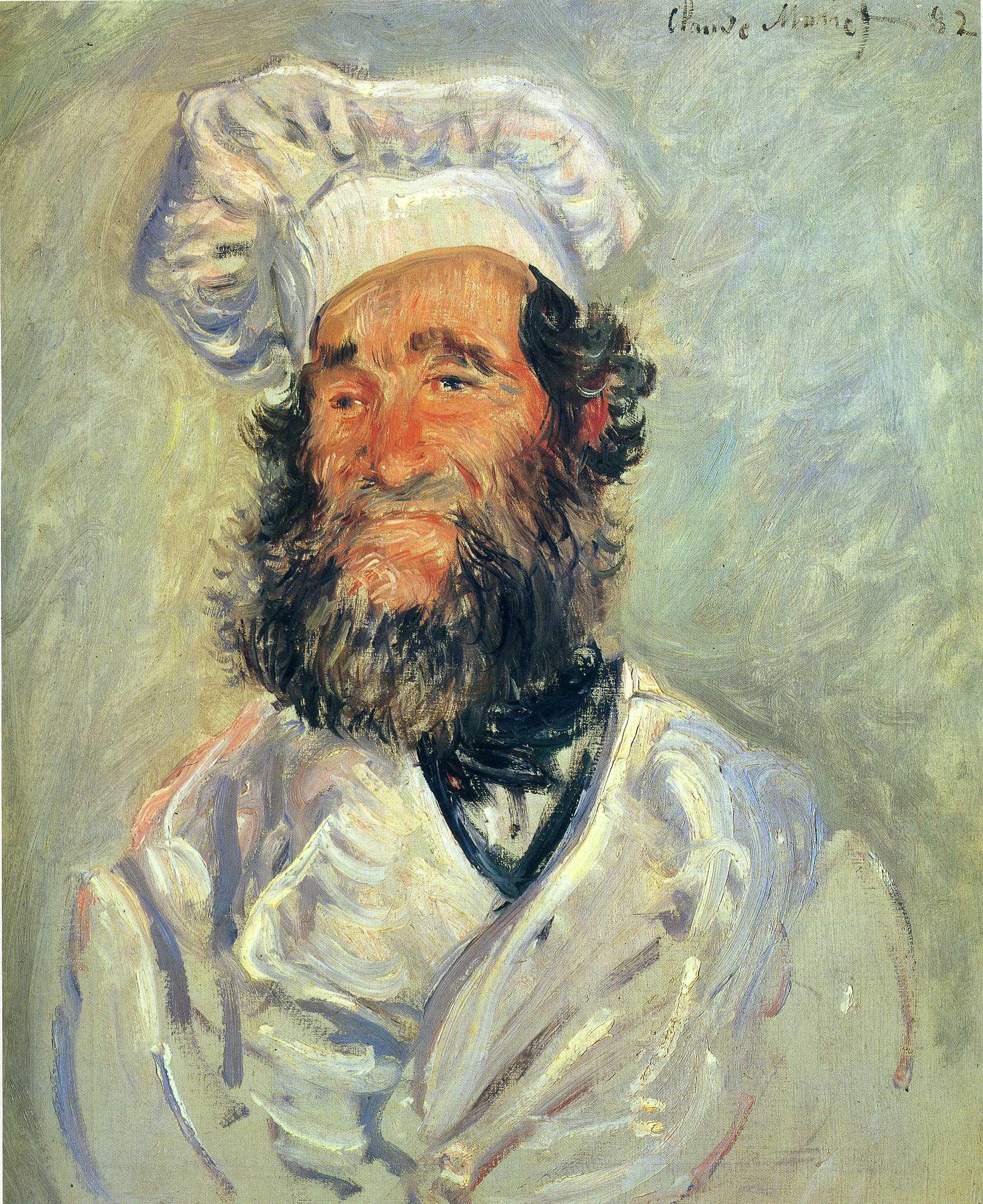 impressionist portraits monet - photo #9