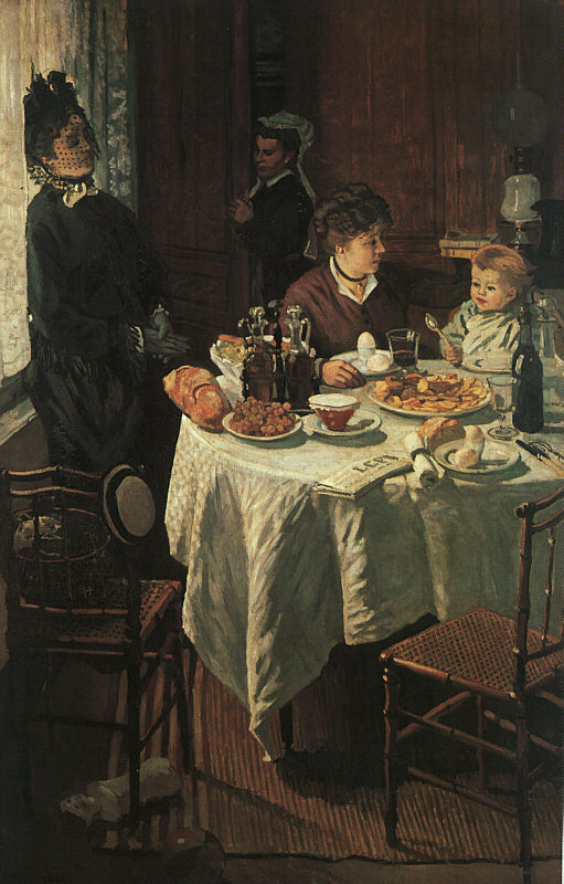 The Luncheon, 1868