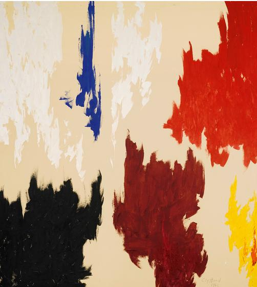 PH-21, 1962 - Clyfford Still
