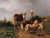 Return of the Herd - Констан Труайон
