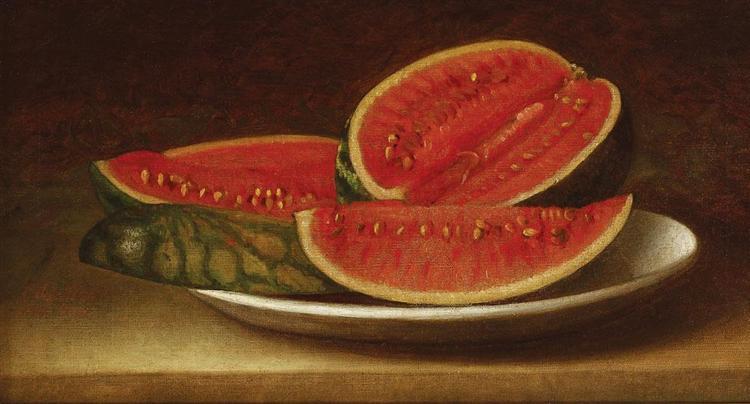 Watermelons, 1907 - Constantin Stahi