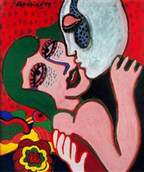 The Lovers - Corneille
