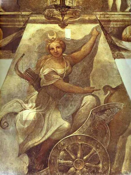 Diana, c.1519 - Correggio