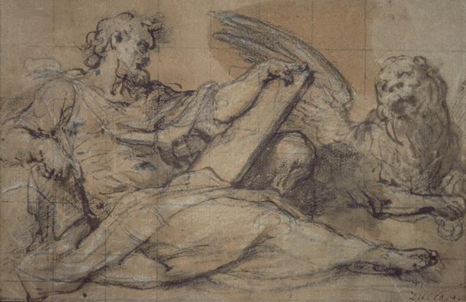 Saint Marc, 1520 - Correggio