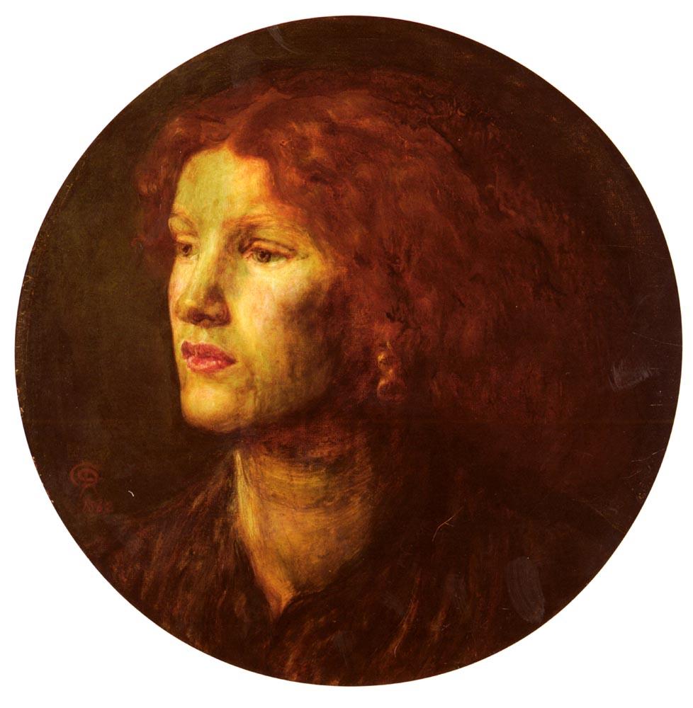 Fanny Cornforth, 1862