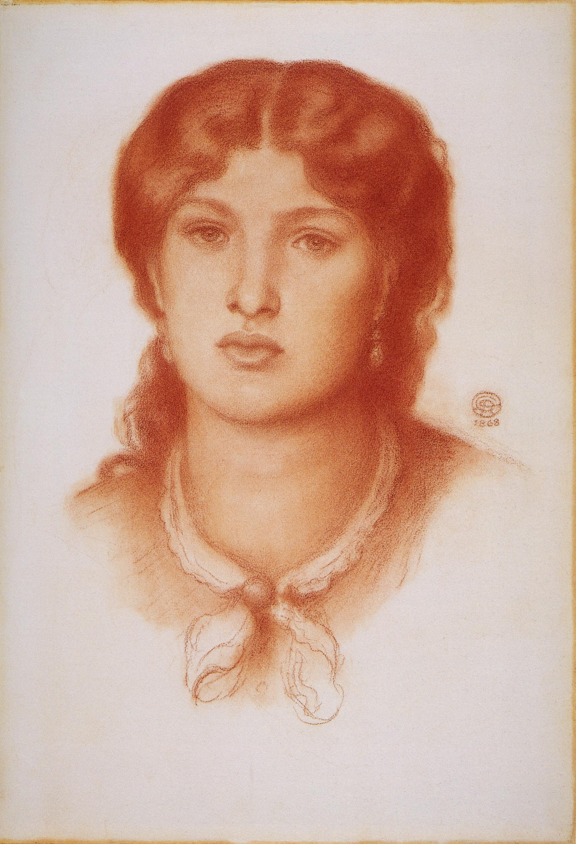 Fanny Cornforth, 1868
