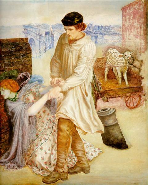 Found, 1854 - 1881 - Dante Gabriel Rossetti
