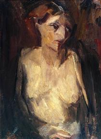 Lilian - David Bomberg