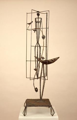 Moon Cage - David Hare