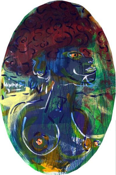 Lady's First, 2012 - David Michael Hinnebusch