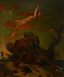 Ariel and Caliban - Девід Ск�тт