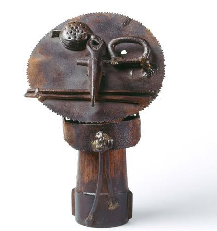 Saw Head, 1933 - David Smith
