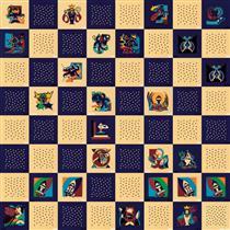 Kasparov against Deep Blue (collaboration with Jaf'r) - Mr. Dejo