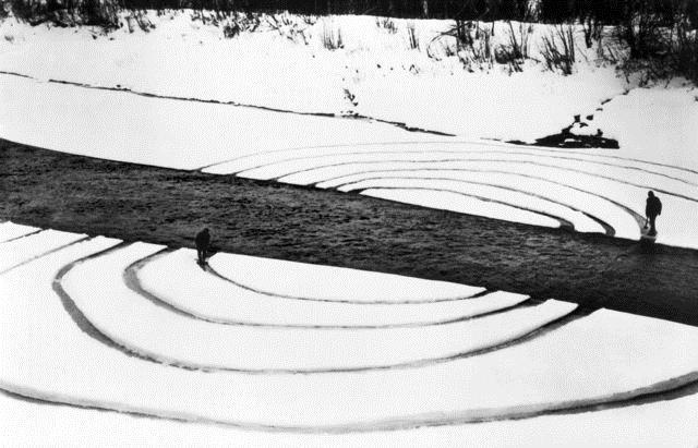 Annual Rings - Dennis Oppenheim