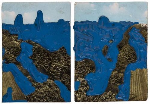 Postcard - Dieter Roth