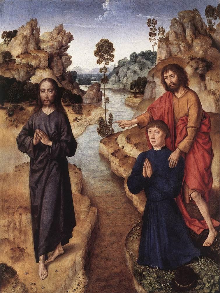 Ecce agnus Dei, 1463