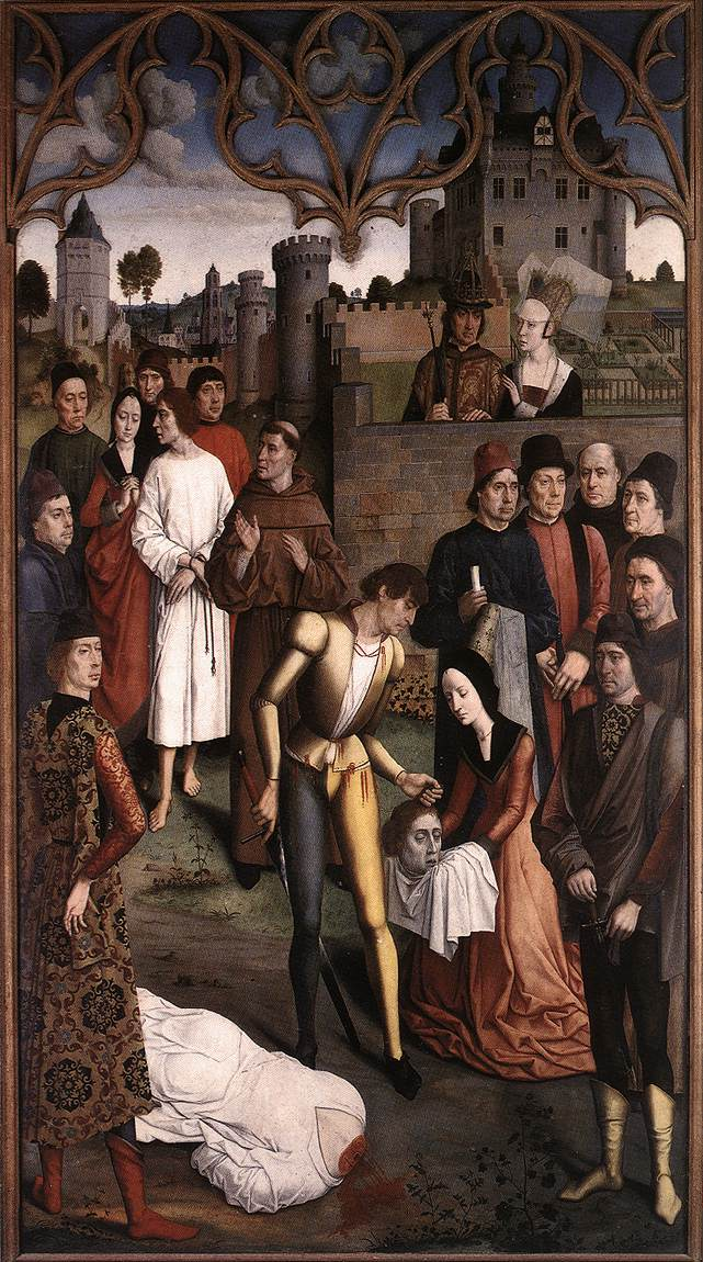 Justice of the Emperor Otto: The Execution of the Innocent Count, 1470-1475