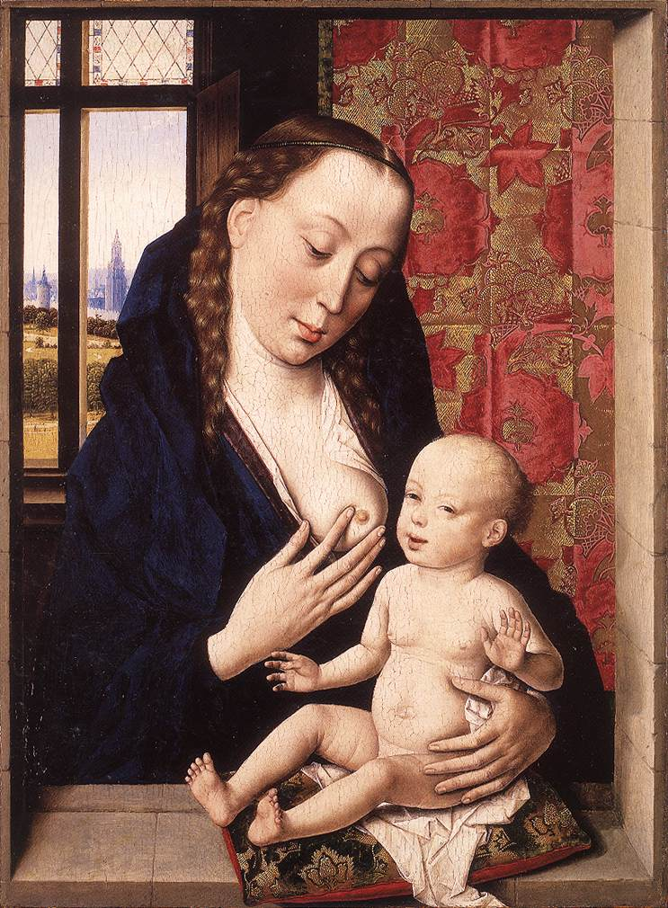 Mary and Child, 1465