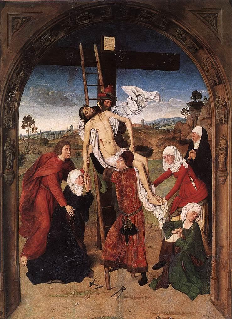 Passion Altarpiece (central panel), 1455