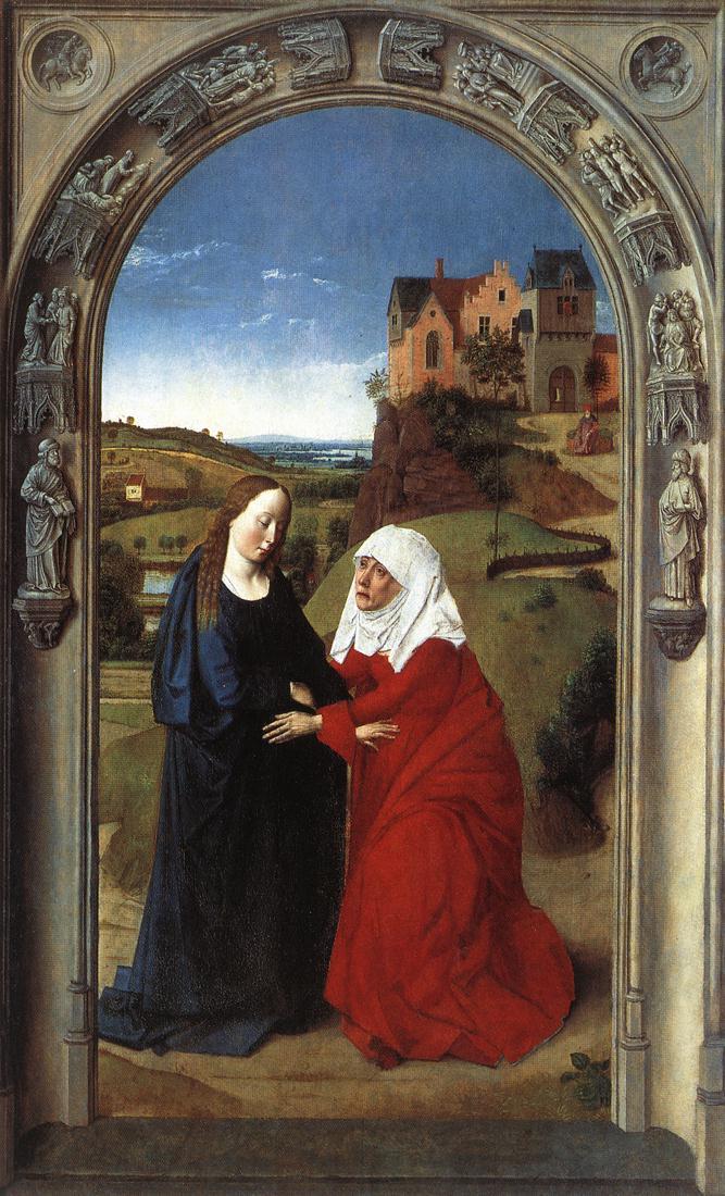 The Visitation, 1445