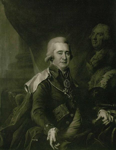 Ilya Andreevich Bezborodko - Dmitry Levitzky