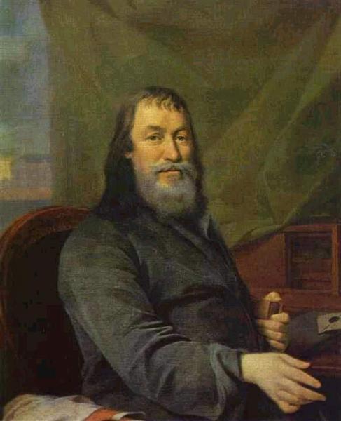 Ivan Bilibin, 1801 - Dmitry Levitzky